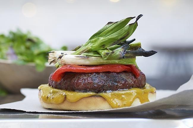 Topless Hamburger