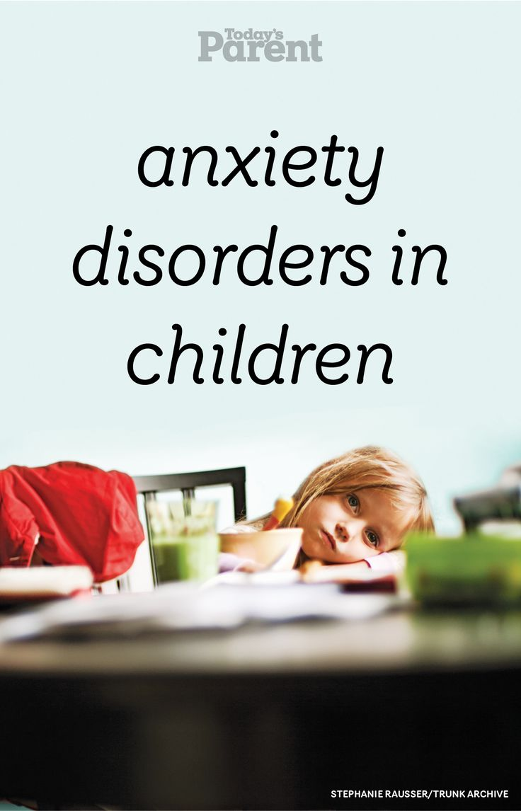 child generalized anxiety disorder case study