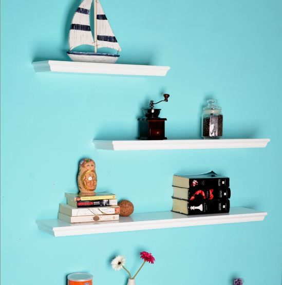30 Inch Dover Floating Wall Shelf Usd32 Pc