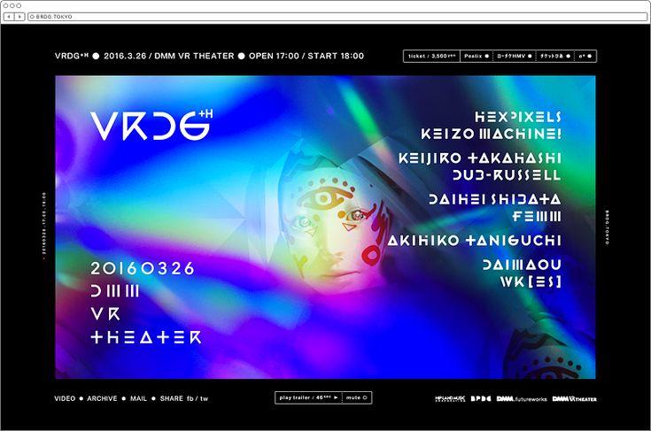 VRDG+H #1 on Behance