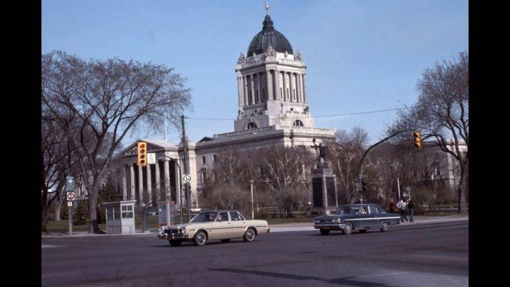 Vintage downtown WINNIPEG, Manitoba photos #2