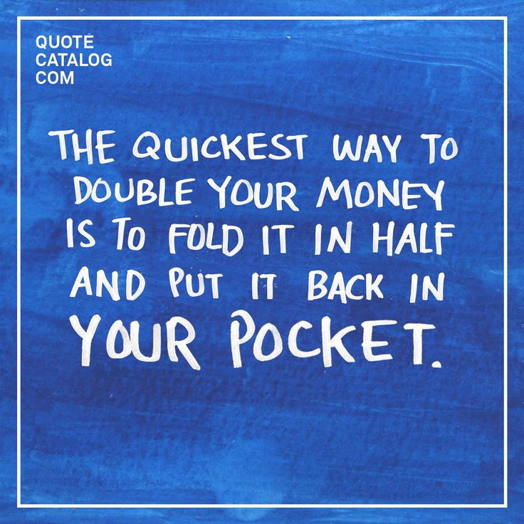 Only Have 1 000 10 Ways to Double Your Money Fast