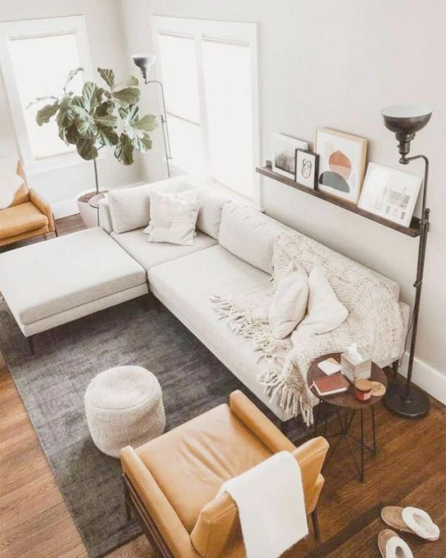 26 Stylish Ways Modern Living Room Decorating Ideas Can Make Your Home Cozy Minimalist Living Room Contemporary Decor Living Room Living Room Furniture