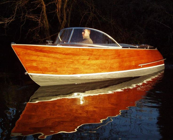 how to build a simple wooden boat
