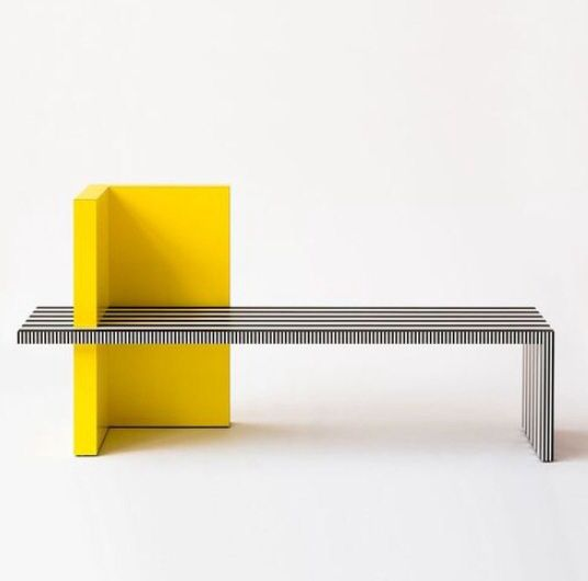 Neo Laminati Bench