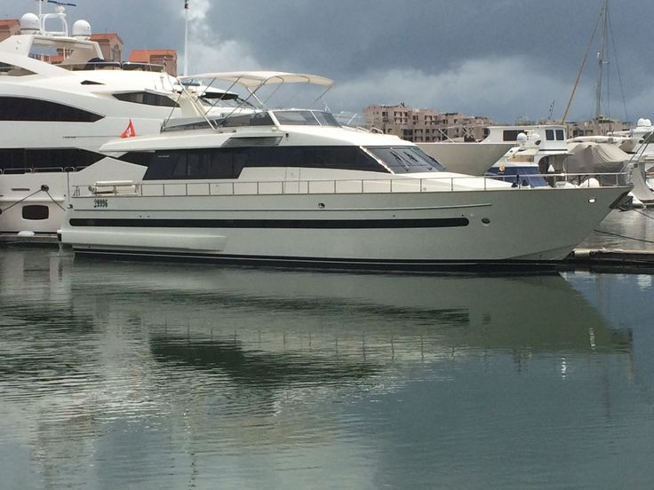 San Lorenzo yachts,1994 made in Italy 72ft 3cabins  @ hk.ecrent