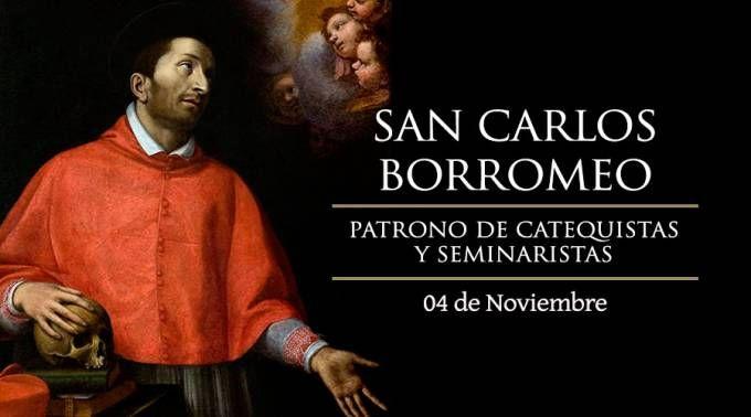 Hoy es fiesta de San Carlos Borromeo, Patrono de San Juan Pablo II
