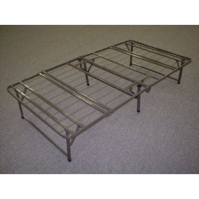 queen size bifold folding bed frame bedcide store