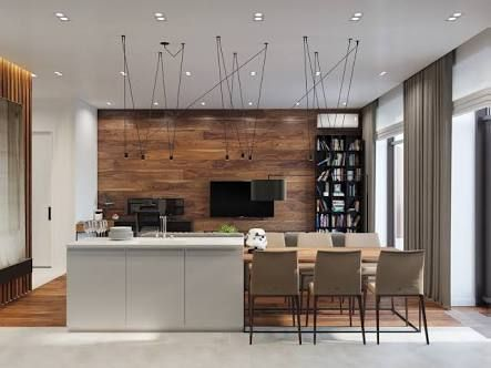 Image result for feature wall for apartment