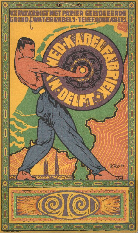 43 best images about art nouveau on pinterest - Deco fabriek ...