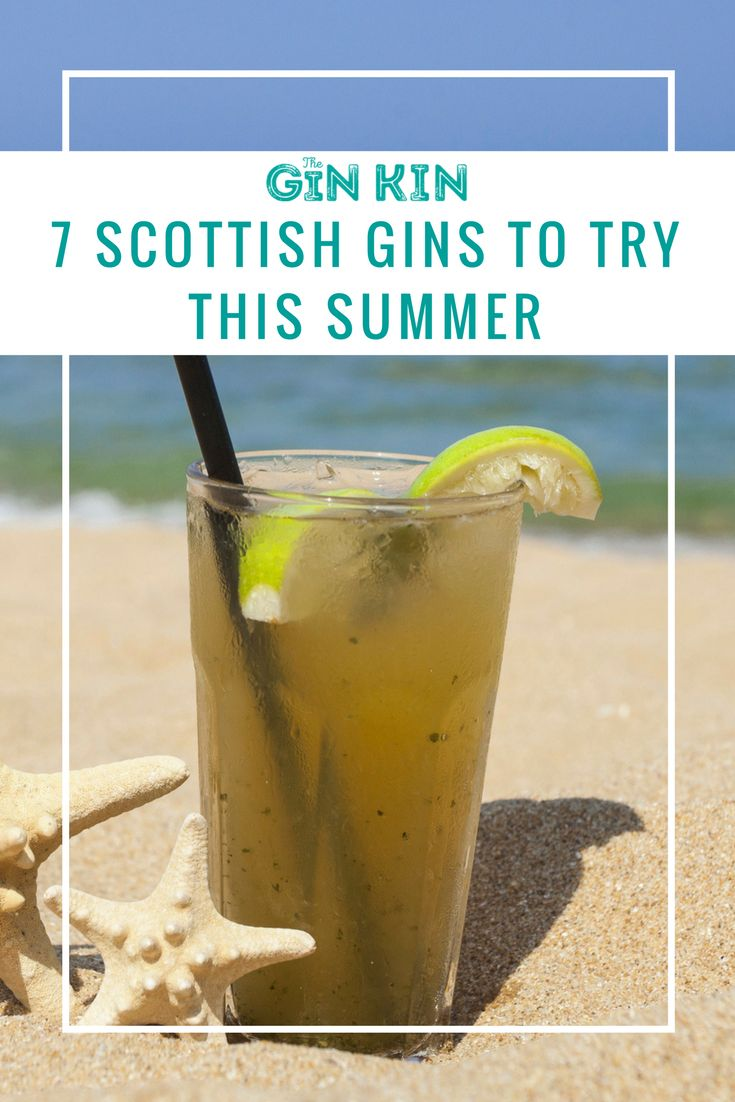 In the market for a gin summer gin? Look no further!