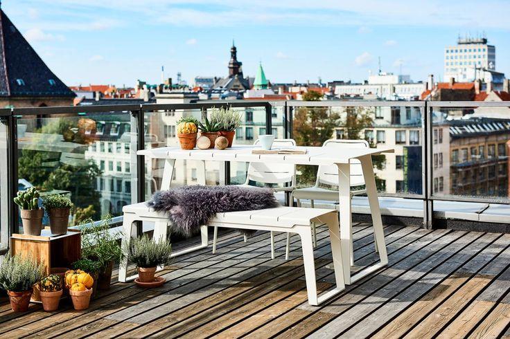 COPENHAGEN Cane-line City Furniture