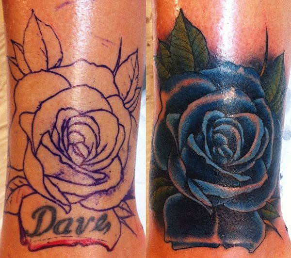 Creative Small Cover Up Tattoos On Wrist