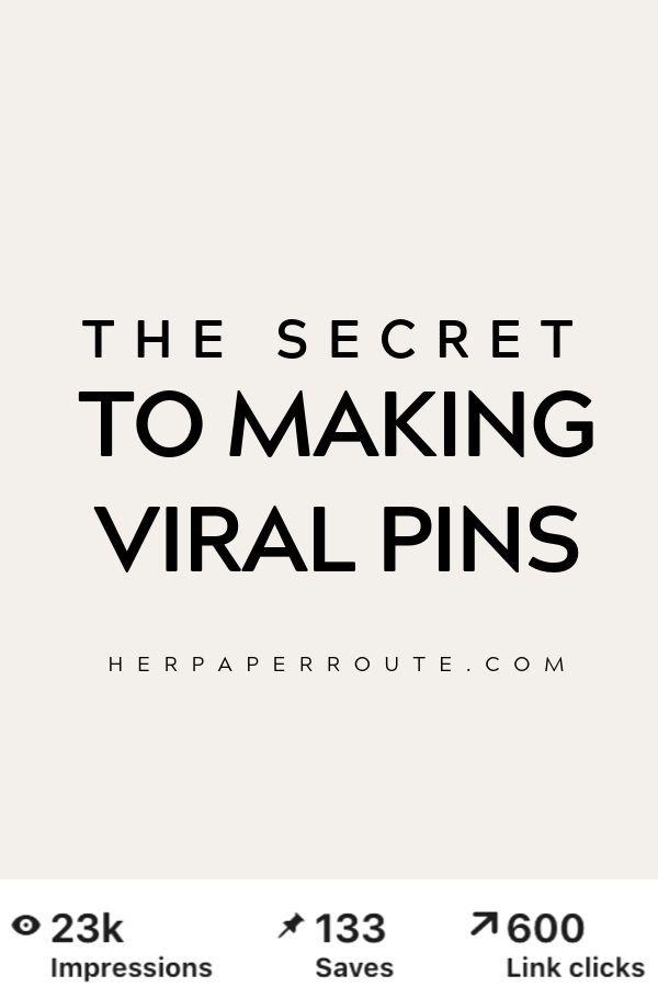 9 Pinterest Images Hacks, die sich als virale Stifte erweisen