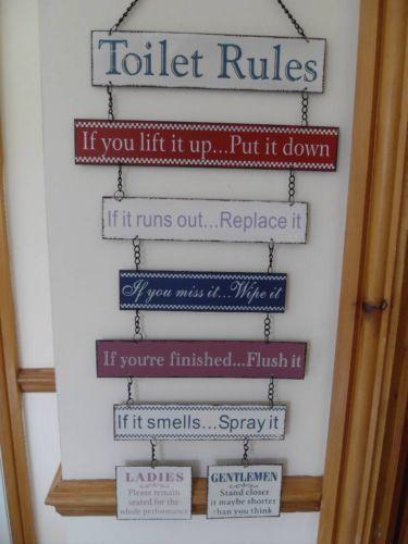 Bathroom Signs Ebay 17 best bathroom sayings images on pinterest | bathroom sayings