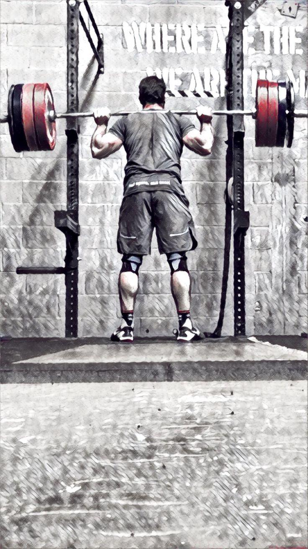 #powerlifting #backsquat #crossfit