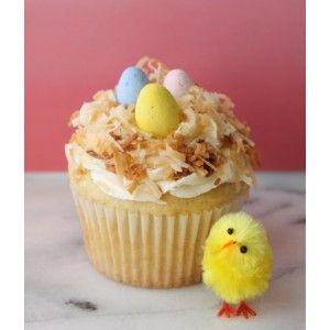 Blottissez-vous dans le nid de ce délicieux cupcake. http://cupcakeavenue.fr/54-cupcake-original