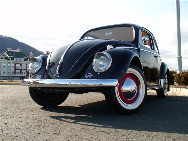 Classic 1959 VW Beetle