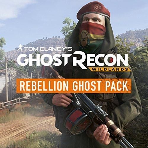 Tom Clancy's Ghost Recon Wildlands Standard Edition: Ghost Pack - Rebellion - PS4 [Digital Code]