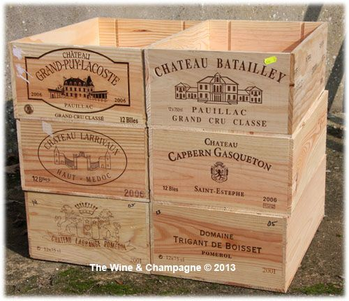 10 best images about wine crates on pinterest bottle for Where to buy used wine crates