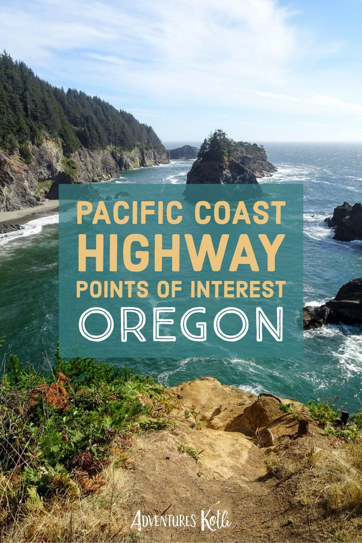 Map Of Oregon Coast%0A Part II of our Pacific Coast Highway Road Trip series details our  recommendations for places to stop and stay along the PCH in Oregon