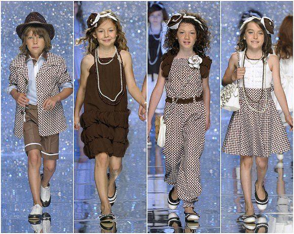 Moda para niños: ¿Qué tendencias se llevarán en la primavera-verano 2012? - Foto 14