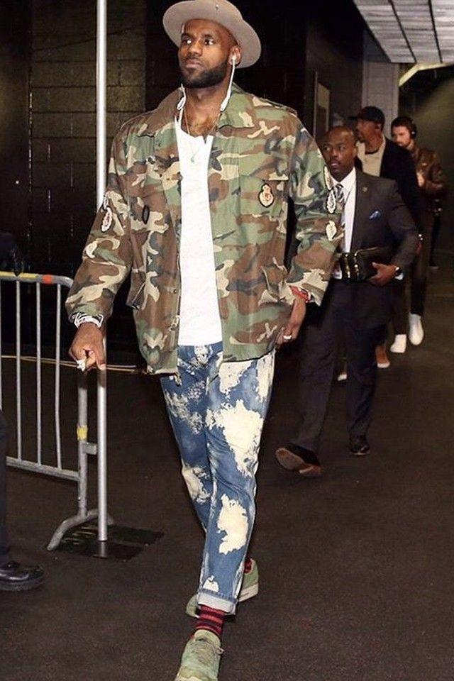 lebron james style fashion - photo #5