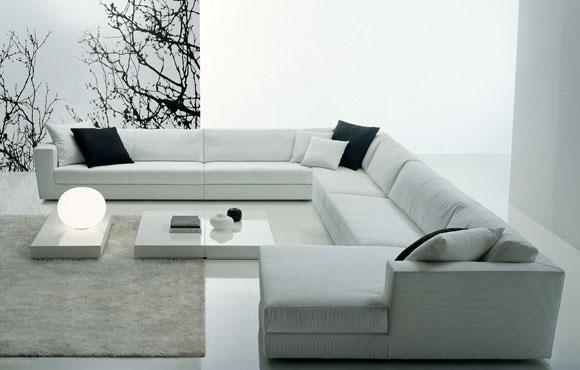 Poliform - Divano Canyon design Paola Navone Divani