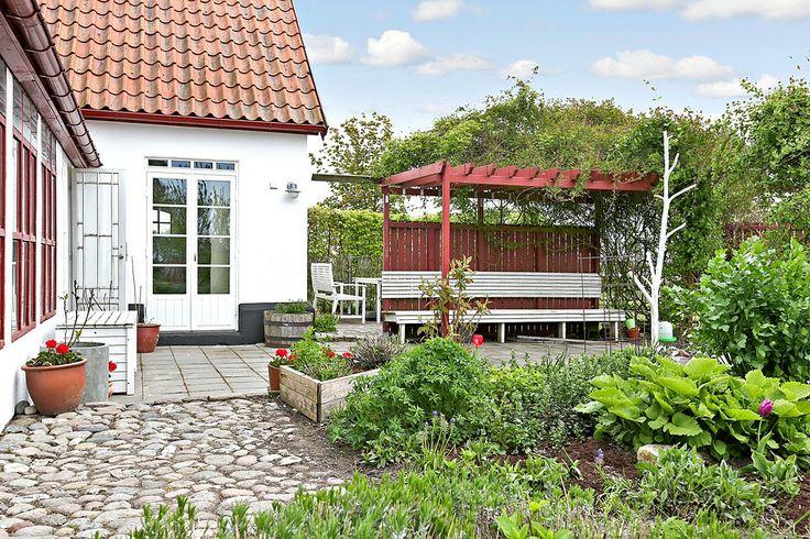 Uteplats uteplats entre : Gammaldags uteplats | Ängslyckan | Pinterest