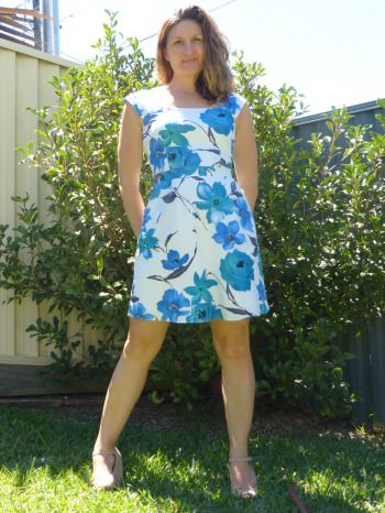 Sewaholic - Cambie dress