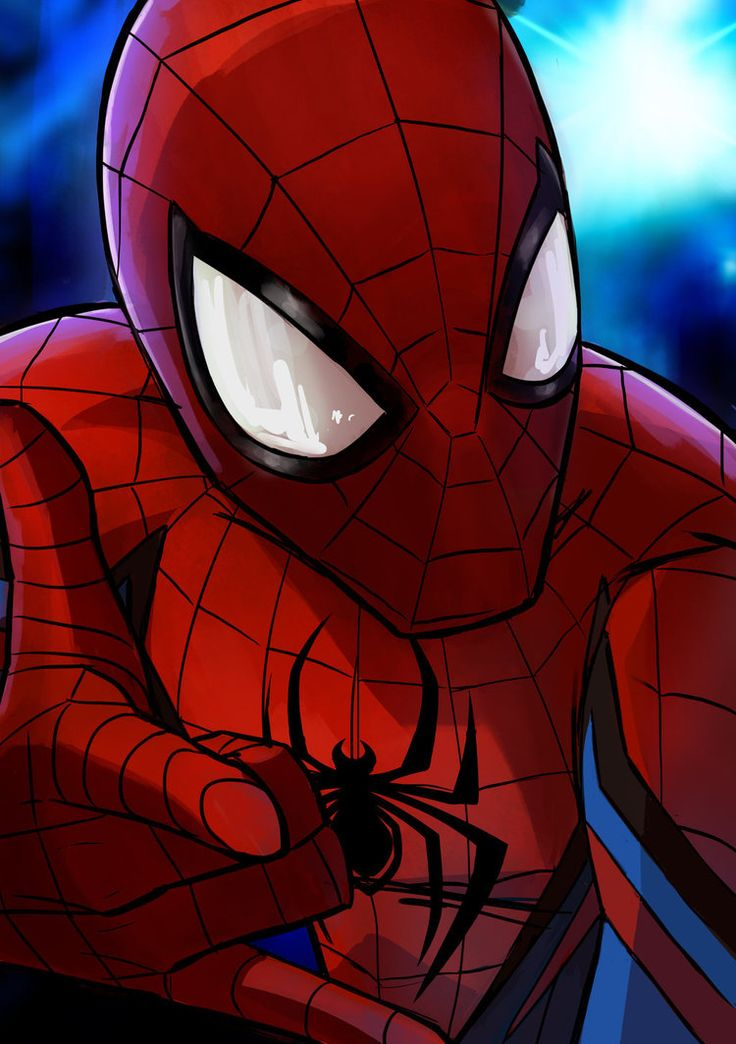 #Spiderman #Fan #Art. (Spidey) By: Future-Infinity. ÅWESOMENESS!!!™ ÅÅÅ+