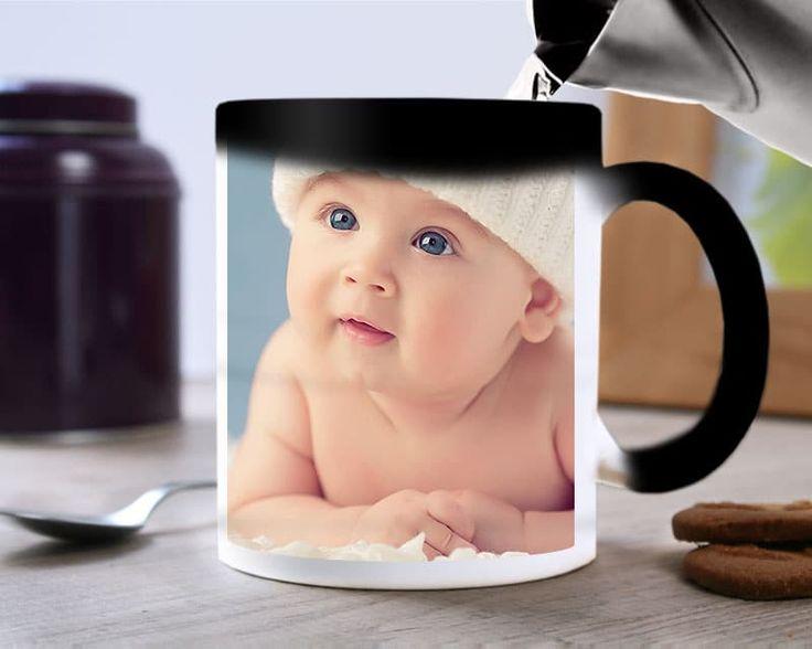 Le Mug Personnalisé Photo Magique