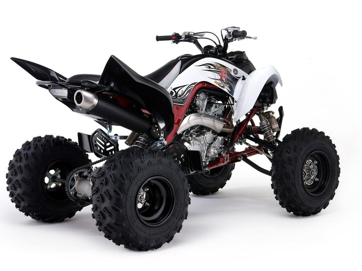17 best images about atv 39 s on pinterest trail riding for Deco 700 raptor