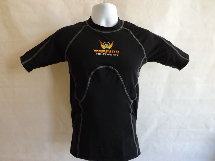 Warrior Original short sleeve rash guard