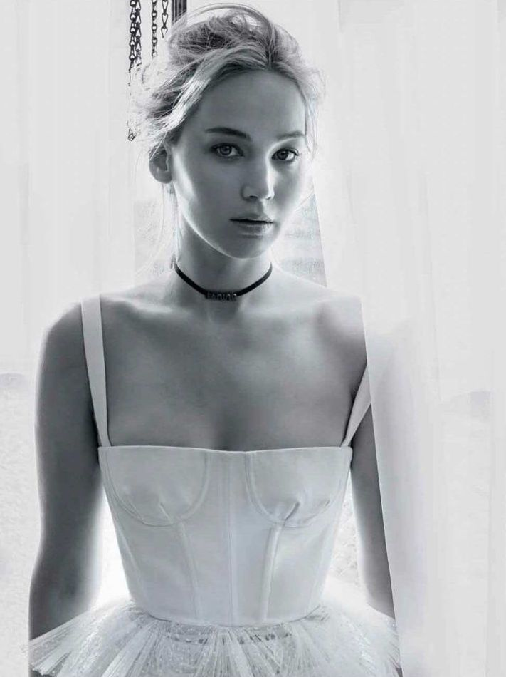 Jennifer Lawrence 'Marie Claire France' Photoshoot