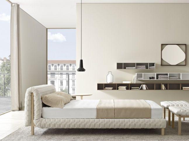 Ruché postel / moderní ložnice