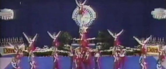 Katy Perry's 'Firework' Matches Up Perfectly With This 1984 Cheerleading Video