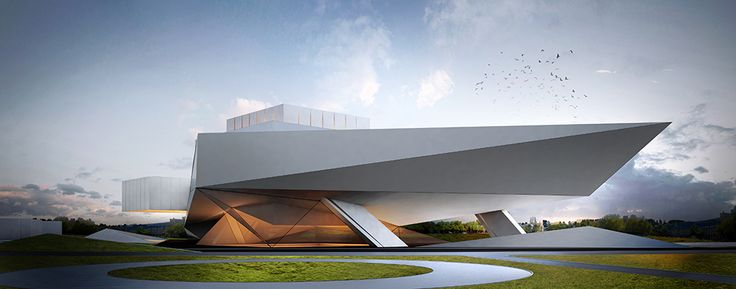 Concept Project | CONCERT HALL on Behance