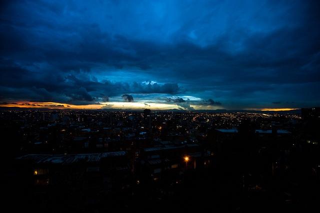 Bogota  photo credit: Andrea Ardila