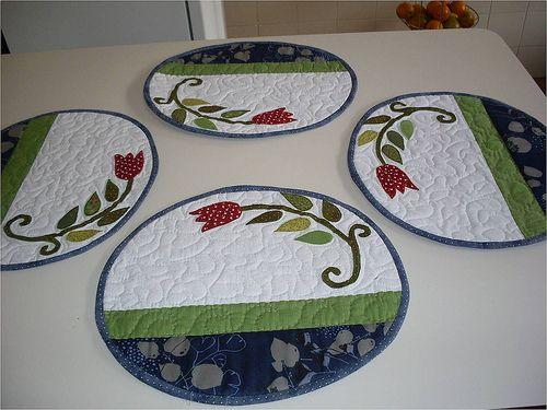 Americanos Redondos   Ideal para mesas pequenas.   Fatima Mendes   Flickr