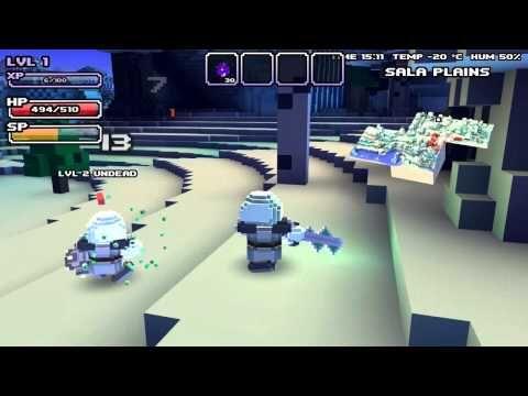 Cube World: Spirit System