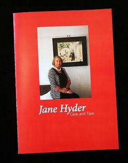 Jane Hyder published Artist book.