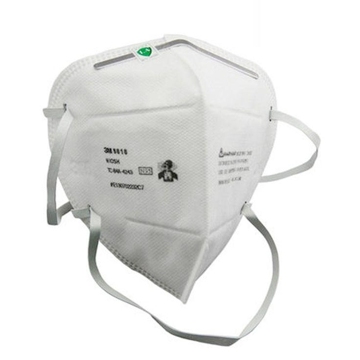 3M Masker N95 9010 Particulate Respirator - 500 each/case.  - Tingkat penyaringan 95% - Nyaman digunakan - Cocok untuk pengolahan mineral, batubara, bijih besi, tepung dan zat tertentu - Masker N95 - Price per 500 each/case.  http://tigaem.com/respirator-masker/2014-3m-masker-n95-9010-particulate-respirator-500-eachcase.html  #masker #respirator #3M