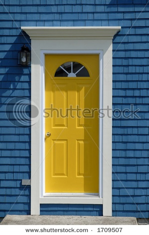 Or, maybe I should go with a bolder yellow like this instead of red!!