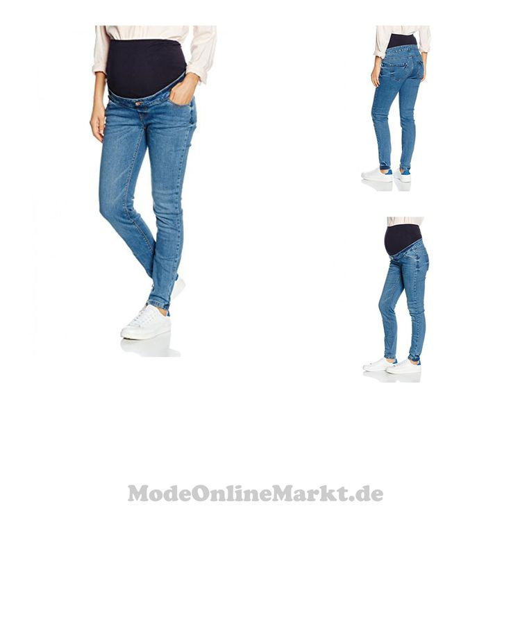 5045527448626   #New #Look #Maternity #Damen #Umstands #Jeans #Over #Bumb #Authentic, #Blau-Blue #(Mid #Blue), #W36/L32