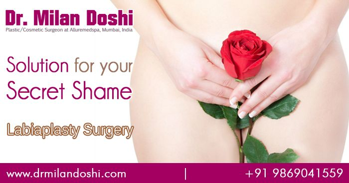 Finding low cost of Labiaplasty Surgery in Mumbai.There are several options available for Labiaplasty Surgery. You can find your right clinic at alluremedspa.in. at affordable price. Labiaplasty Surgery are ideal for those who want a quick, easy procedure without any complications.Cosmetic Surgeon Dr.Milan Doshi,Alluremedspa,Mumbai.