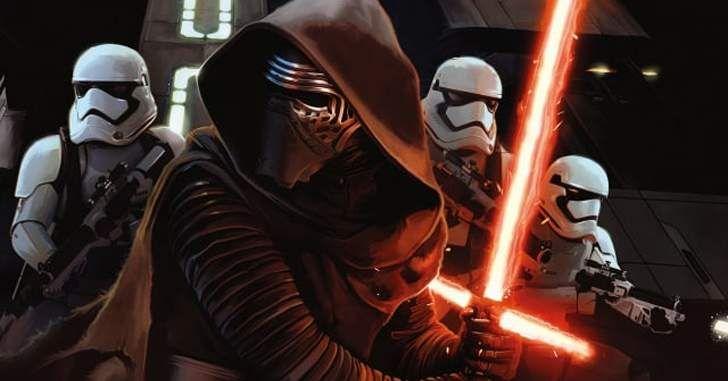 No final das contas Kylo Ren provavelmente terá uma capa mesmo. Star Wars: Os Últimos Jedi é o oitavo filme da franquia e o segundo desta nova trilogia, sendo lançado no final deste ano, ainda temos bastante tempo para que cada vez mais informações sobre o filme ainda sejam reveladas. Porém, uma arte promocional do …
