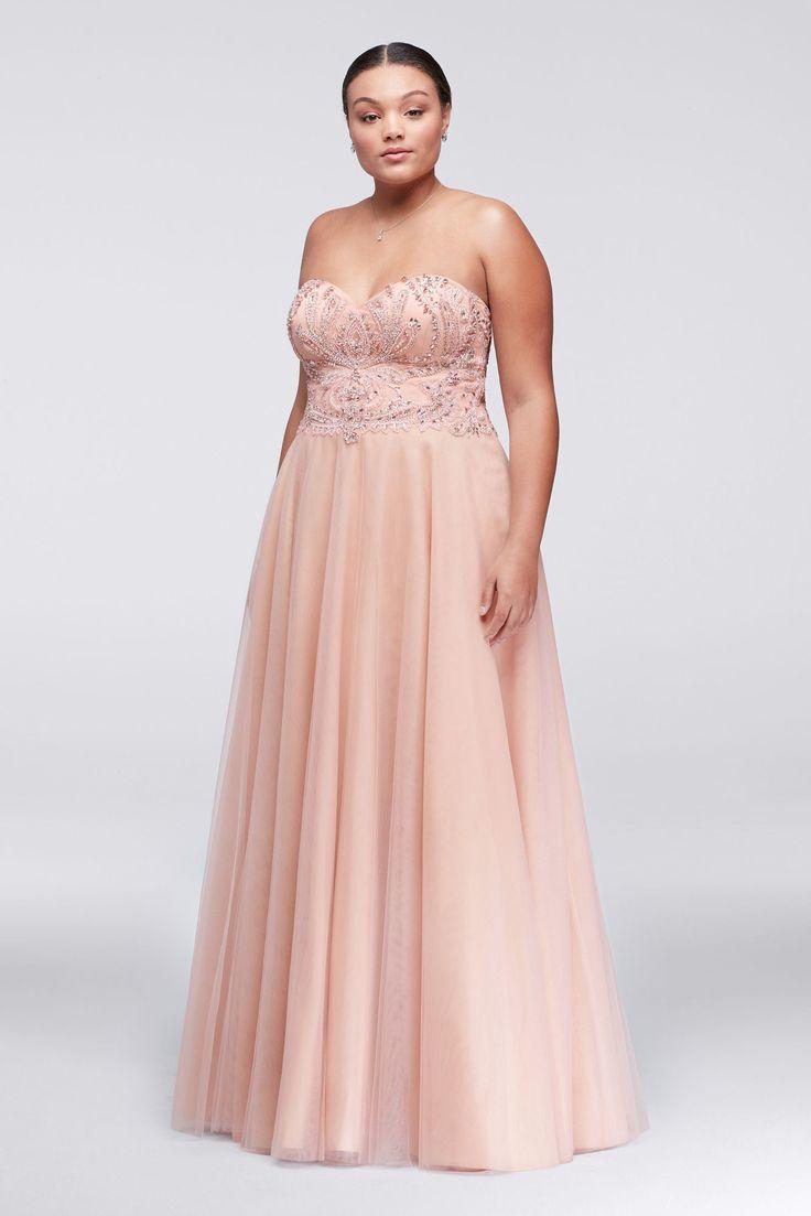 54 best Elegant Evening Gowns images on Pinterest | Elegant ...