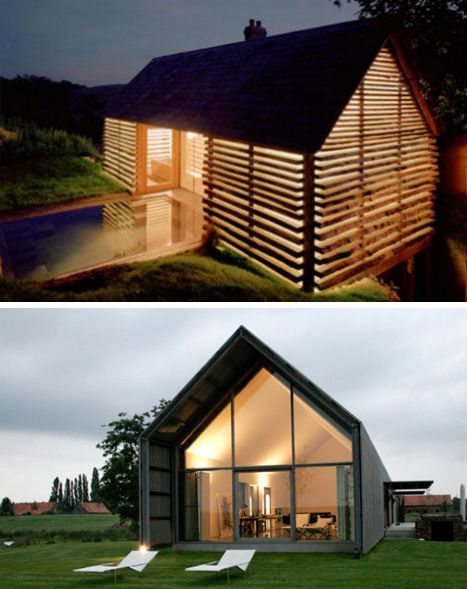 30 Eco-Chic Houses Made of 10 Types of Recycled Materials | WebEcoist