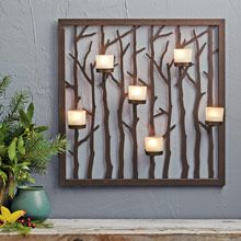 93 best my candle holder obsession images on Pinterest | Wrought ...